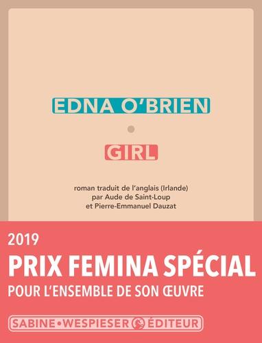 Girl- edna o'brien