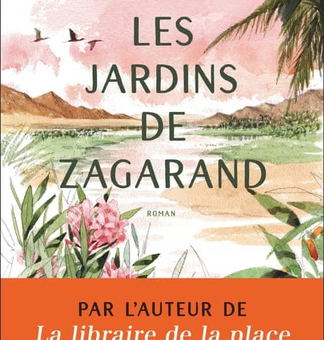 Les jardins de Zagarand- Eric de Kermel